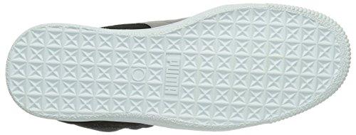 Puma Puma Mid GTX WP WTR Unisex-Kinder Hohe Sneakers Schwarz (black-zinc gray-fluo orange-white 04)