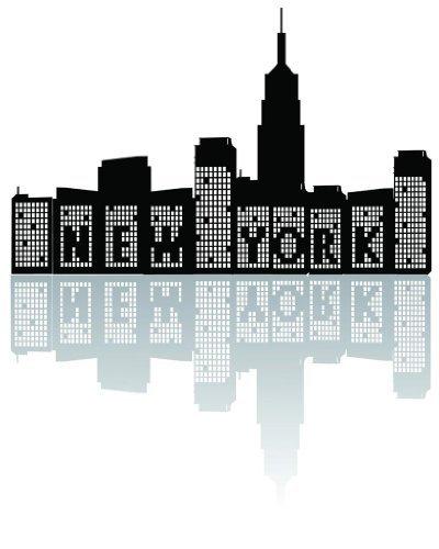 NYC Brooklyn, Queens, Bronx, Long Island, Staten Abziehen & Aufkleben Aufkleber Vinyl Wand-Beste Verkauf Selbst Transfer Aufkleber Picture Art Graphic Design Farbe 50115x 20