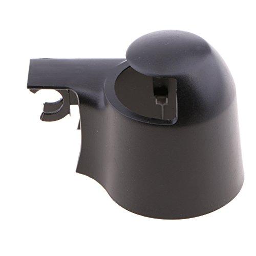 perfk 1x Hintere scheibenwischer Abdeckung Kappe für Autos , 6Q6955435D, Auto-teil