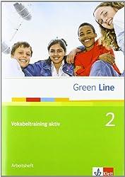 Green Line / Vokabeltraining aktiv 2 (6. Klasse): Arbeitsheft
