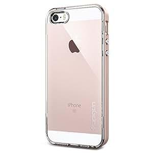 Spigen iPhone 5se/5s/5 Case Neo Hybrid Crystal Rose Gold 041CS20183