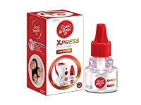 Good knight Xpress System Liquid Cartridge,35ml Pack Of 4