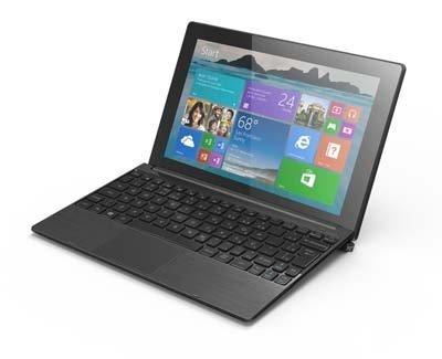 axxo 1011+ Clavier Docking Windows 10.1Inch Tablet WT