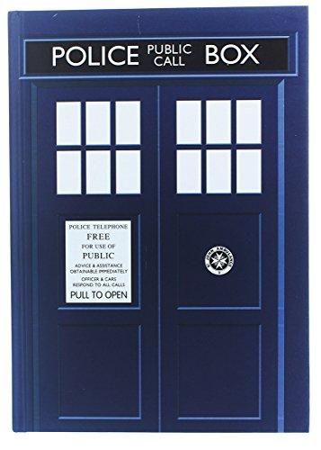 Preisvergleich Produktbild Doctor Who TARDIS Notebook