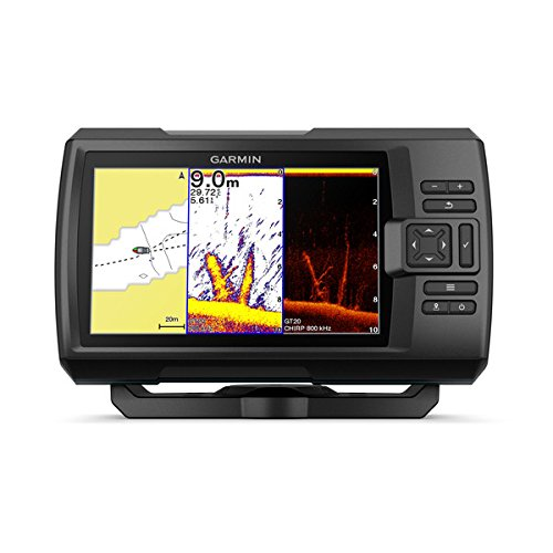 Garmin Gps Fishfinder (Garmin 010-01874-02 STRIKER Plus 7sv - Ohne Geber CHIRP-Fishfinder)