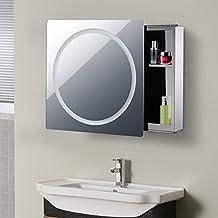 Meuble de salle de bain armoire de toilette - Meuble de salle de bain amazon ...