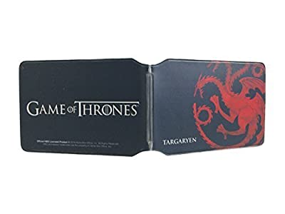 Official Game of Thrones House Targaryen Travel Card Holder