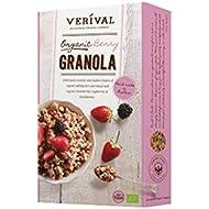 Verival Organic Berry Granola, 375 g