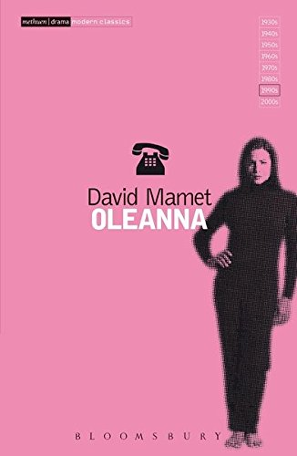 Oleanna (Modern Plays)
