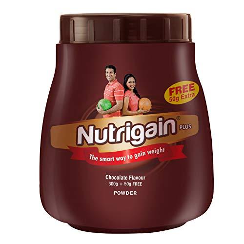 NUTRIGAIN POWDER 300 + 50 GM FREE - CHOCOLATE FLAVOUR