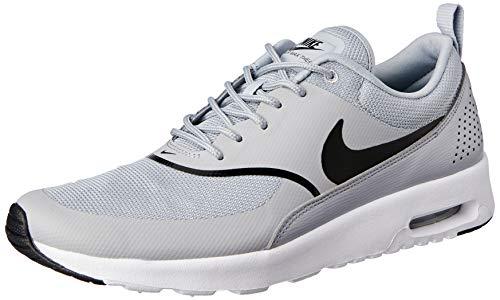 Nike Damen Wmns Air Max Thea Gymnastikschuhe - Grau (Wolf Grey/black 030) - Thea Max Nike Air Sneaker