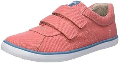 CAMPER Mädchen Right Kids Geschlossene Ballerinas, Pink (Medium Pink), 25 EU