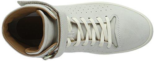 Lacoste - Tamora Hi 116 1, Scarpe da ginnastica Donna Bianco (Elfenbein (OFF WHITE-098))