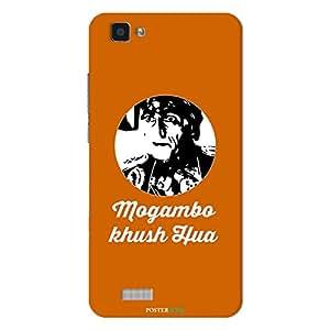 PosterHook Mogambo - Bollywood Designer Case for Vivo V1