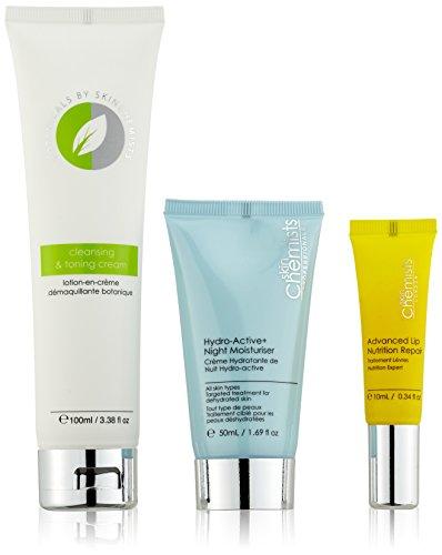 skinchemists-coffret-soin-naturel-nuit-lotion-en-creme-demaquillante-botanique-creme-hydratante-nuit