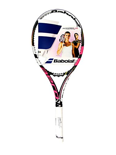 Babolat Aeropro Lite pink Grip 2 sin cuerdas