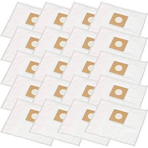 20 Staubsaugerbeutel geeignet für Profimaster 2008, 2300, Apix EL 110