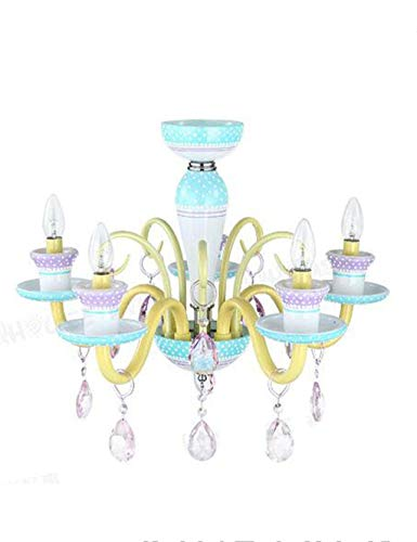 Ein Kronleuchter aus Murano-Glas-Persönlichkeit kreative Kinder Zimmer (nicht der Lichtquelle. - Murano Glas Hängeleuchte