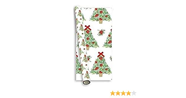 New 3x 5m Contemporary Christmas Gift Wrapping Paper Roll for X-mas Gift Packing