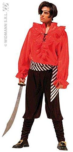Herren-Kostüm Pirat, Größe m