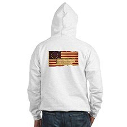CafePress - Old Glory - Pullover Hoodie, Hooded Sweatshirt