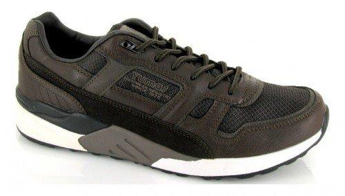 Yumas, Sneaker uomo Marrone Marron oscuro