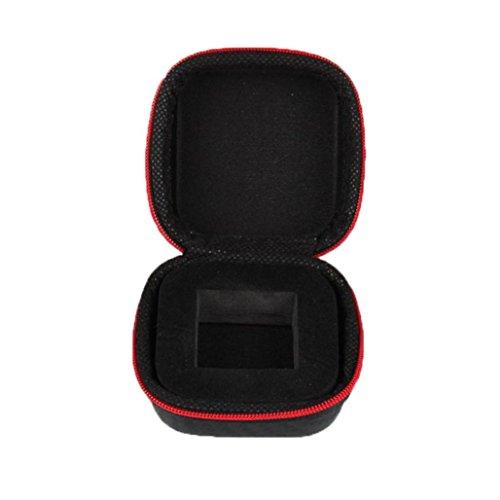 Bescita Neue Realex Geschenk für Fidget Cube Angst Stress Relief Fokus Würfel Tasche Box Carry Case Paket (Cube Carry Case)