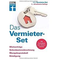 Das Vermieter-Set: Für private Vermieter - Rechtsverbindliche Formulare von Anfang bis zur Beendigung des…