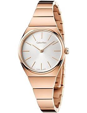 Calvin Klein Damen-Armbanduhr K6C23646