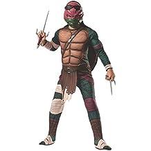 Disfraz de Raphael musculoso Tortugas Ninja Movie para niño - 5-7 años