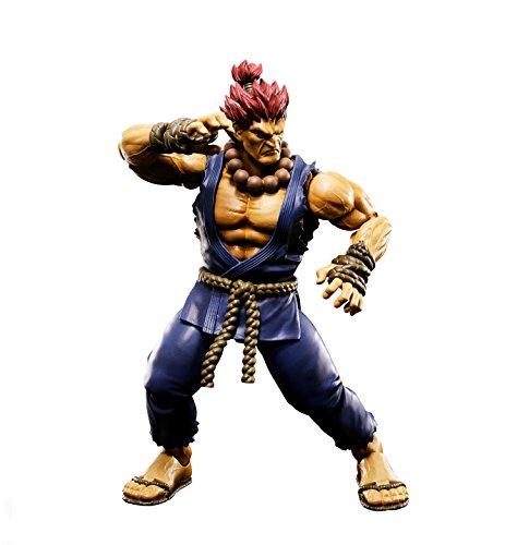 Bandai Tamashii Nations S.H. Figuarts Street Fighter V Akuma BAN19261 - Figura de acción 1