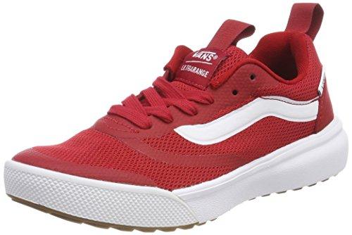 Vans ultrarange rapidweld, sneaker unisex-adulto, rosso (chili pepper 14a), 43 eu