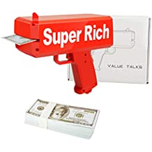 Yacool Money Gun, New Money Cannon Money Gun That Rain Money, Spray Money Gun