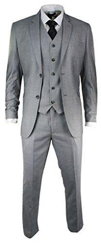 Albrose - Costume - Homme Gris