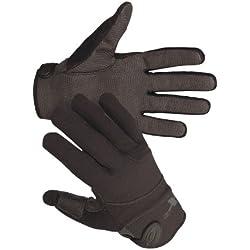 Hatch Guantes tácticos, color negro, talla 35- S