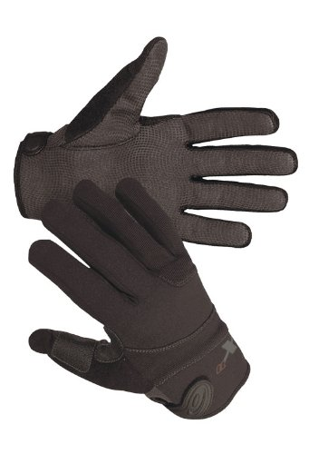 HATCH   GUANTES TACTICOS  COLOR NEGRO  TALLA 35 L