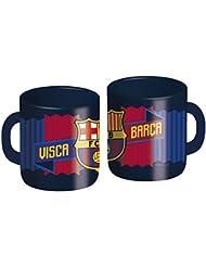 FC Barcelone - Mug / Tasse Barça plastique - Visca barca