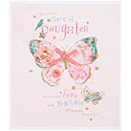 "Hallmark Daughter Birthday Card""More Love Than Ever"" - Small"