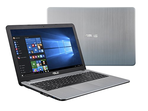 ASUS X540SA-XX384T (Pentium N3710/4GB/500GB/Windows 10/Integrated Graphics) Silver image