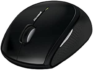 Microsoft Wireless Mouse 5000 BlueTrack - Maus; Trackba