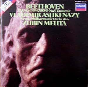 Beethoven:Piano Cto. 5