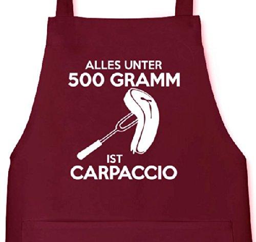 shirtstreet24-carpaccio-grillen-barbecue-grill-schurze-kochschurze-latzschurze-grosse-onesizeburgund