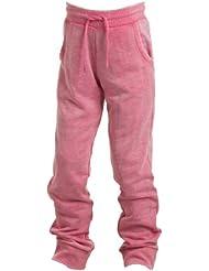 CMP Jogging Hose - Pantalones de fitness para niña, color rosa fucsia, talla 92