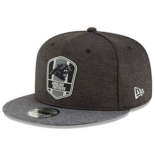 thers 9fifty Snapback NFL 2018 Sideline Graphite Graphite - M - L ()