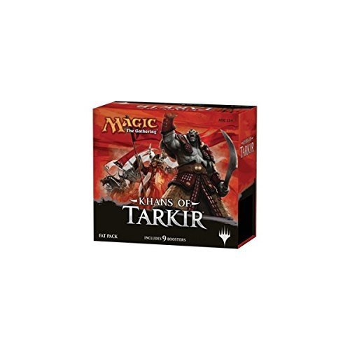 Magic The Gathering Khans of Tarkir Fat Pack
