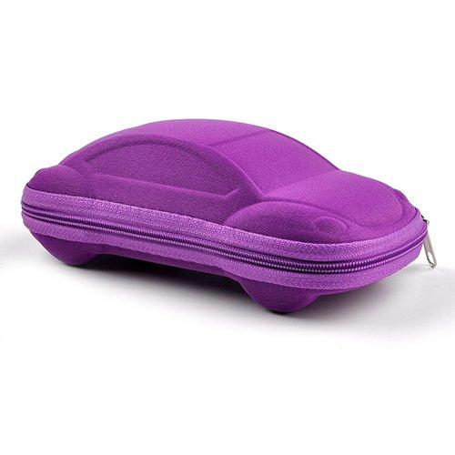 Bluelans - Étuis à lunettes - Garçon violet