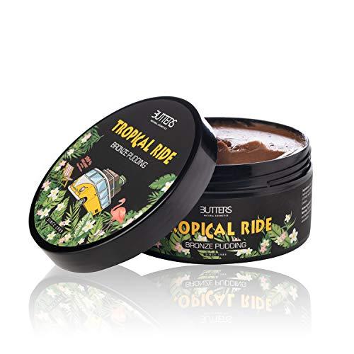 Tropical Ride Bronze-Pudding für Bräunung, mit innovativer Formel für einen schönen Sommer-Teint -