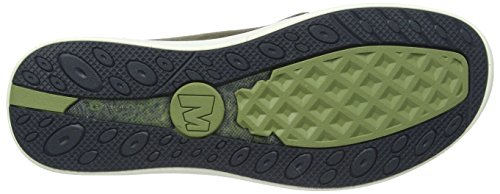 Merrell Herren Freewheel Lace Sneakers Braun (BROWN SUGAR)
