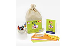 Toiing Paper Cup Art - DIY Paper Cup Craft Kits for Kids