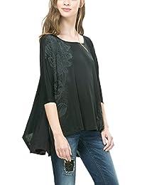 Desigual TS_Twenty, Camiseta para Mujer